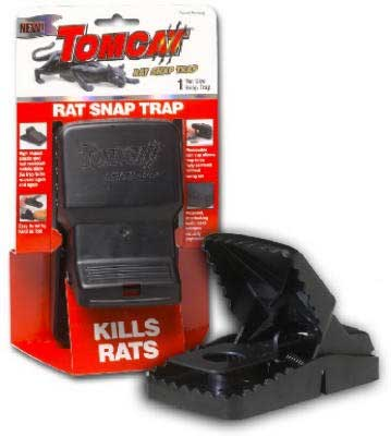 TomCat rat trap